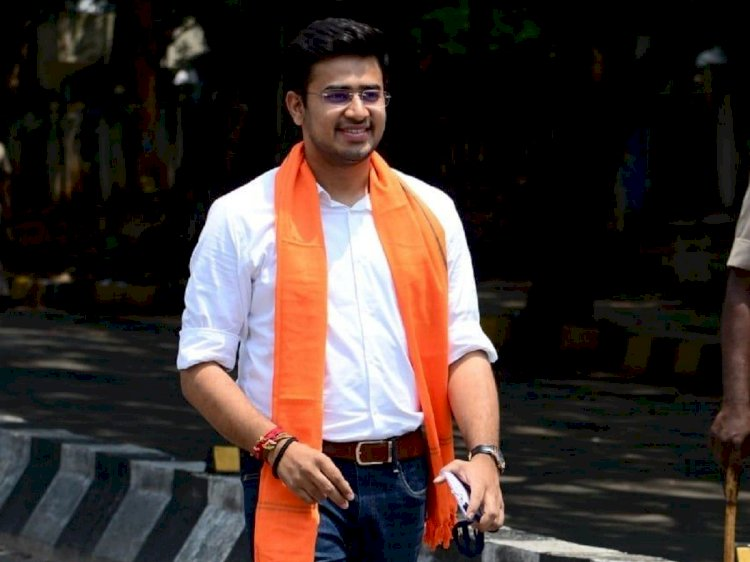 'Don't want Twitter to ban anyone': Tejasvi Surya on action against Trump