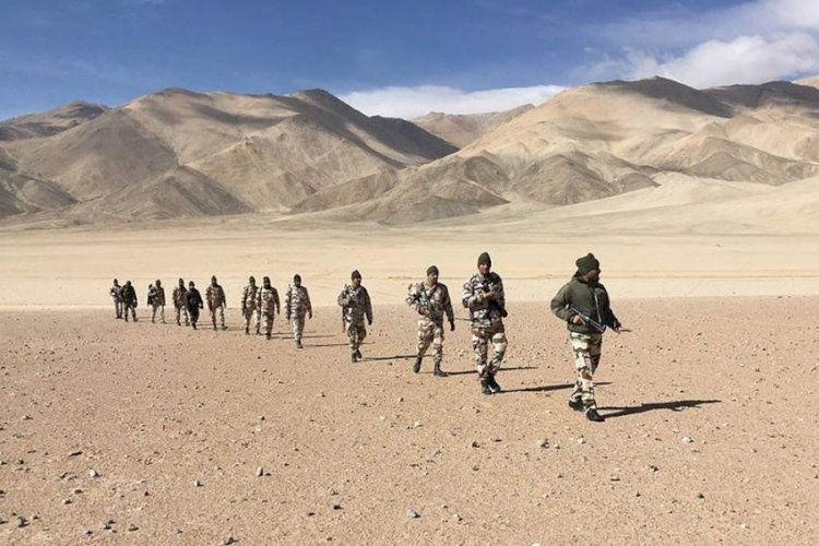 Chinese soldier captured in Ladakh's Chushul sector, to be returned