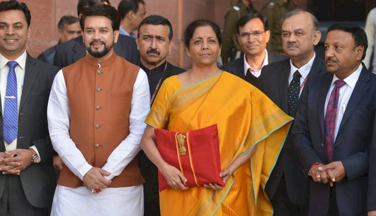 Budget to go paperless, first time in history of independent India