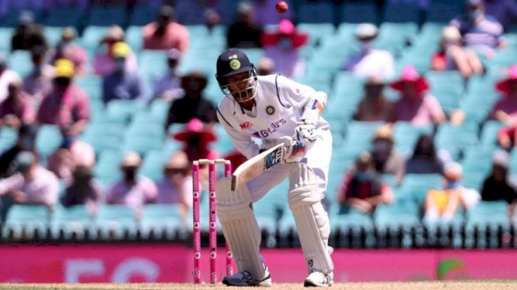 India fight  to shut Australia with match draw at SCG
