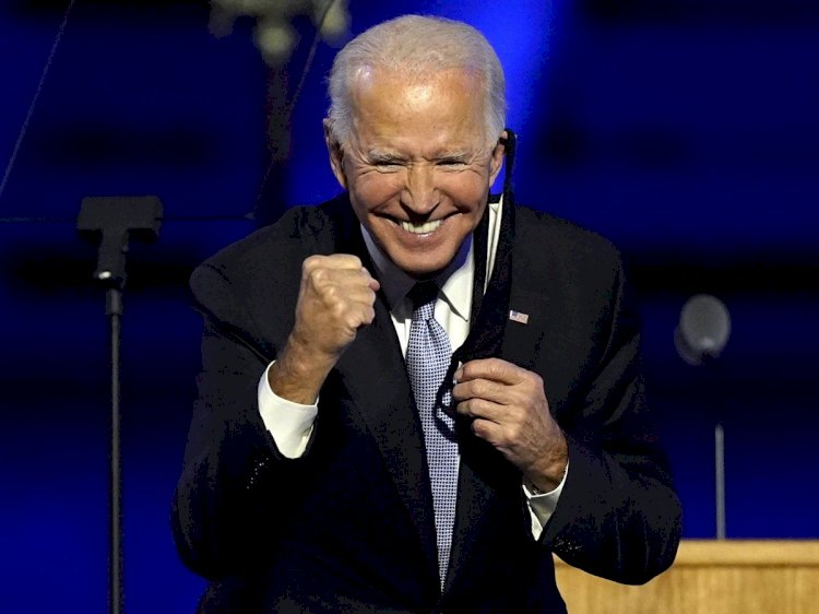 Will ensure free Covid-19 vaccine is distributed quickly to all Americans: Joe Biden