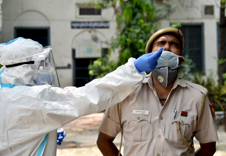 India records 10,064 fresh coronavirus cases, 137 Covid-related deaths in 24 hours
