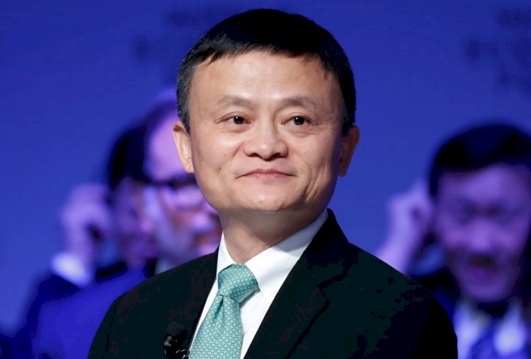 Alibaba's Jack Ma makes first public appearance since October in online meeting