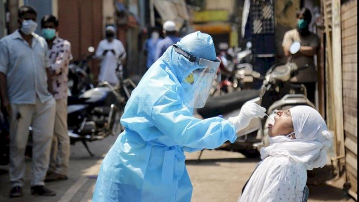India records 12,689 fresh coronavirus cases